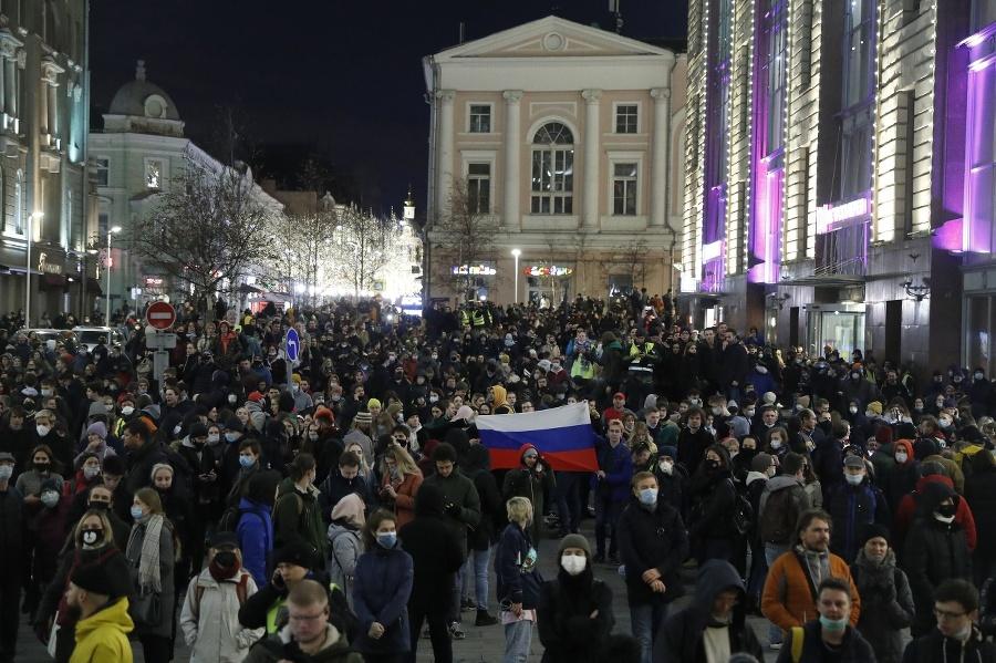 Na protestoch za prepustenie