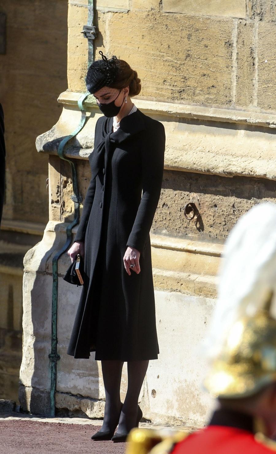 Pohreb princa Philipa. Na