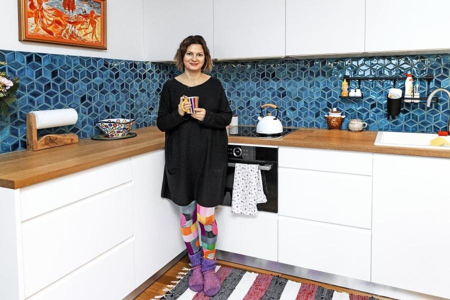 Kuchyňa je jej priestor