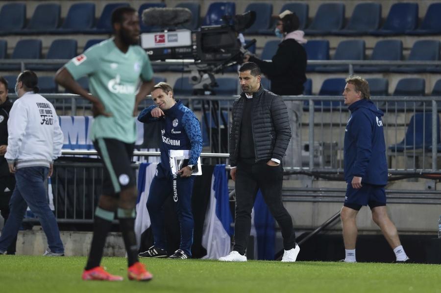Hráči Schalke vypadli z