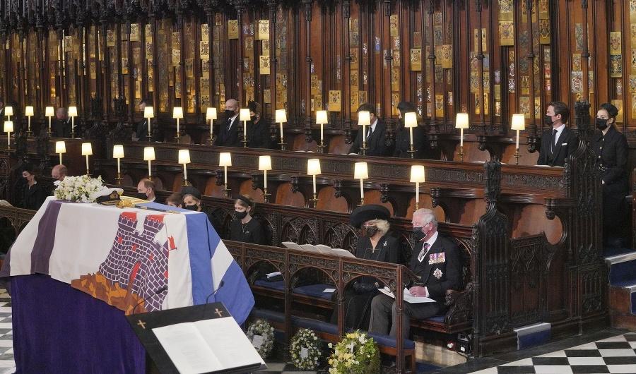 Pohreb princa Philipa.