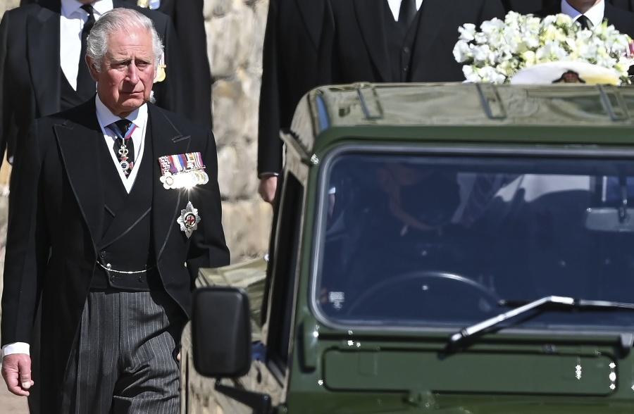 Pohreb princa Philipa. Princ