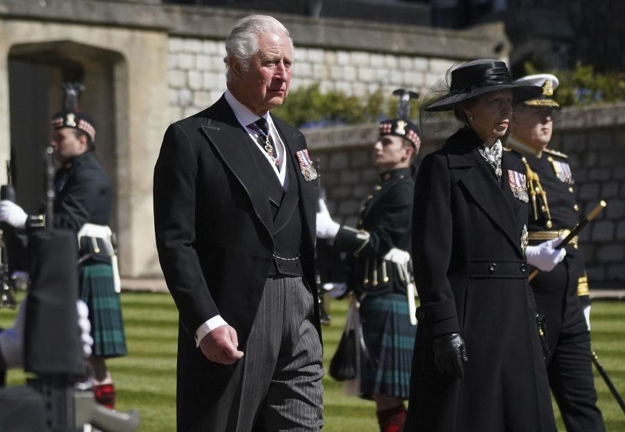Princ Charles a princezná