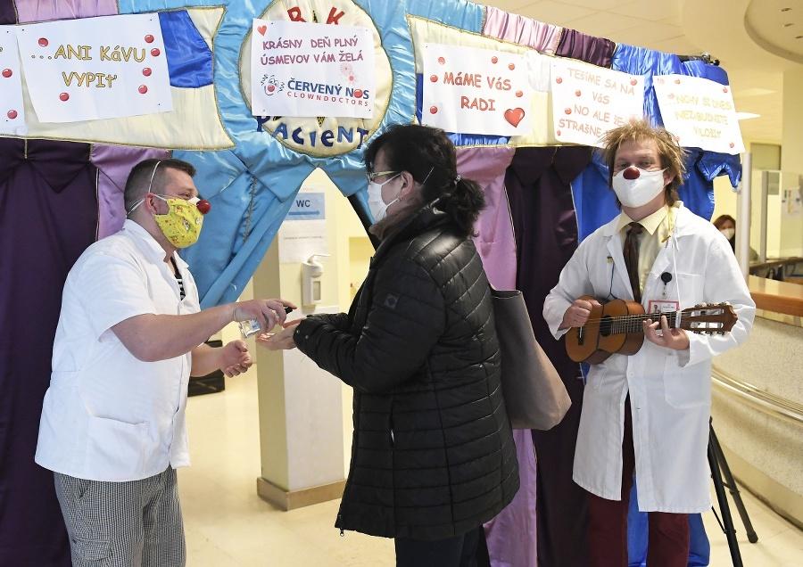 Do detskej nemocnice v