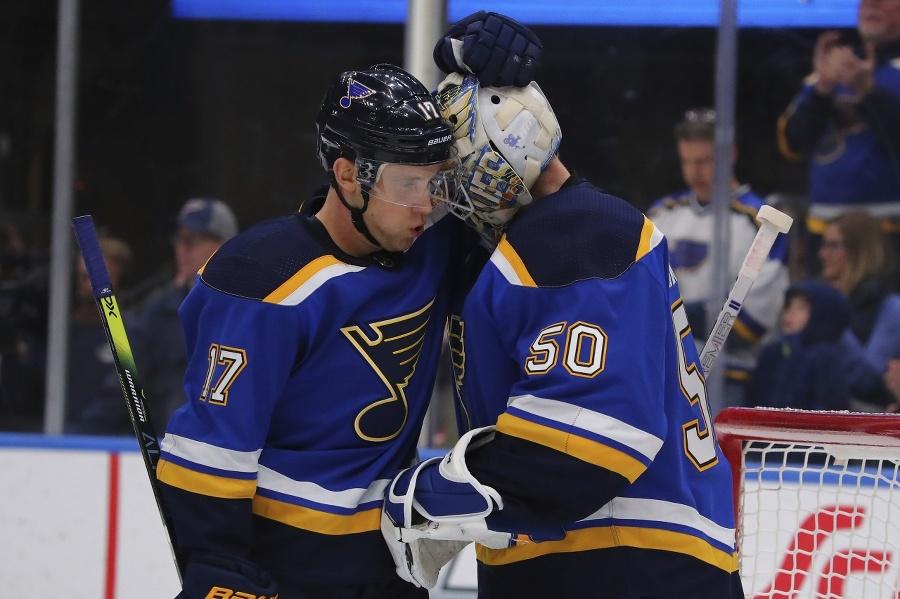 Hokejisti St. Louis Blues