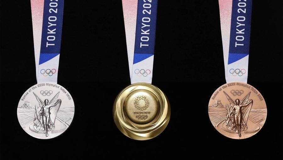 Olympijska medaila.