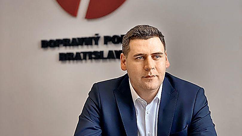 Predseda predstavenstva DPB Martin