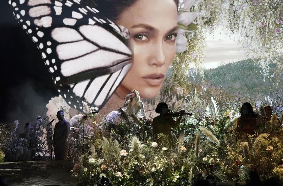 Jennifer Lopez na koncerte