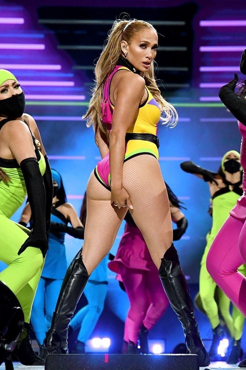 Jennifer Lopez predviedla poriadnu