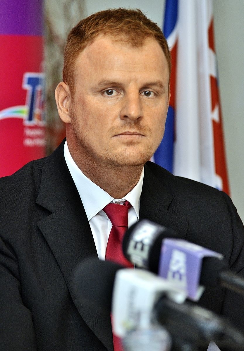 Tomáš Hudec.