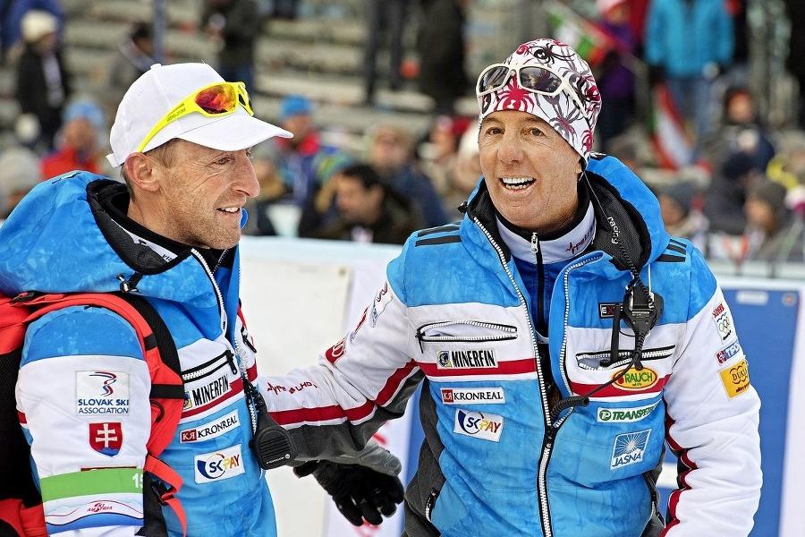 Livio Magoni (vpravo).