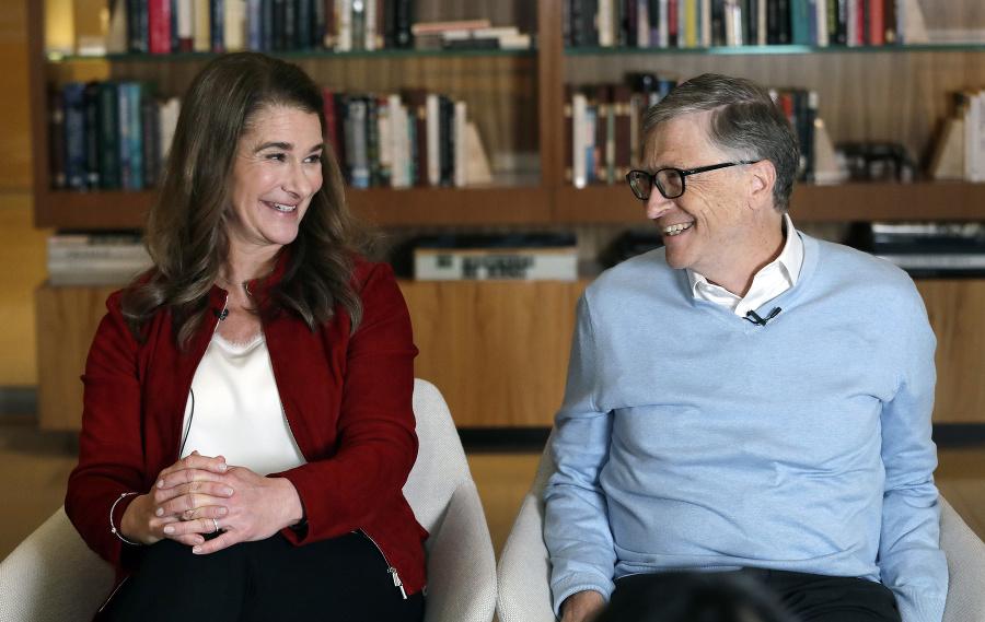 Bill Gates na twitteri