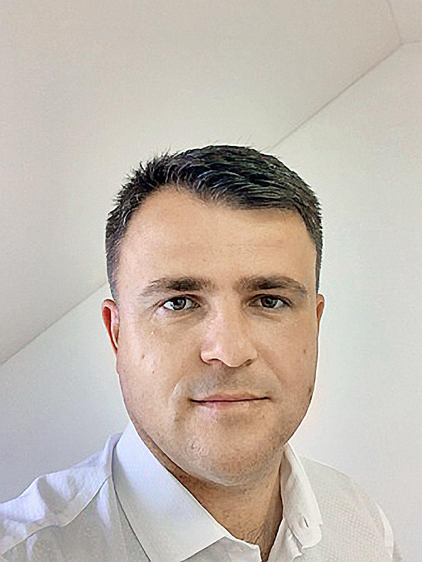 Právny zástupca Ladislav Krčmárik