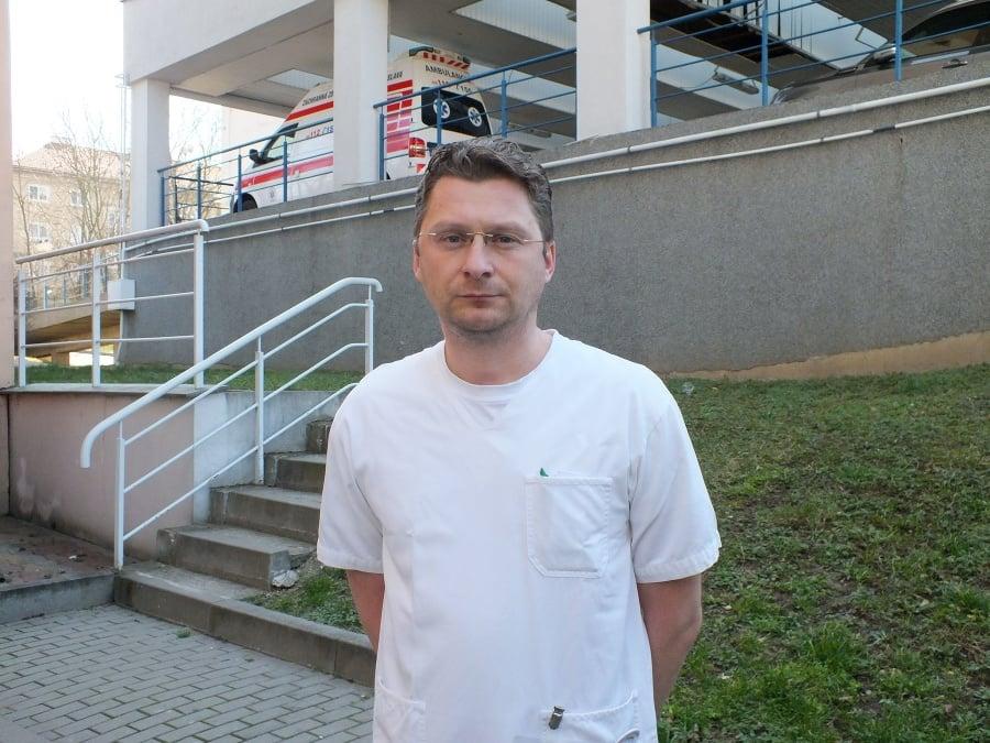 Peter Visolajský, šéf lekárskych