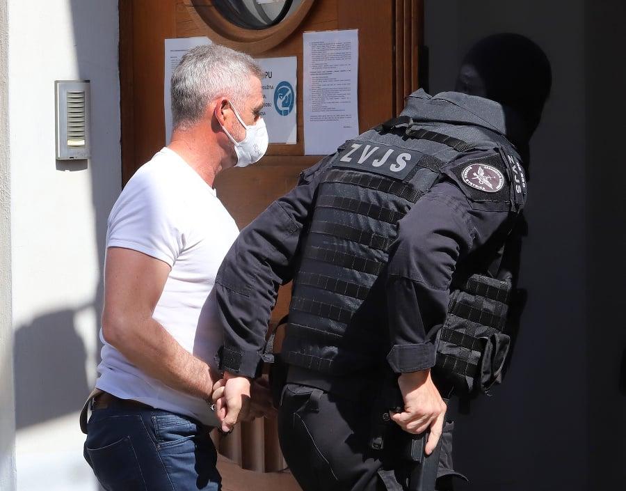 Policajný exprezident Tibor Gašpar