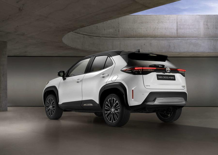 Na Slovensku odštartoval predpredaj novej Toyoty Yaris Cross.