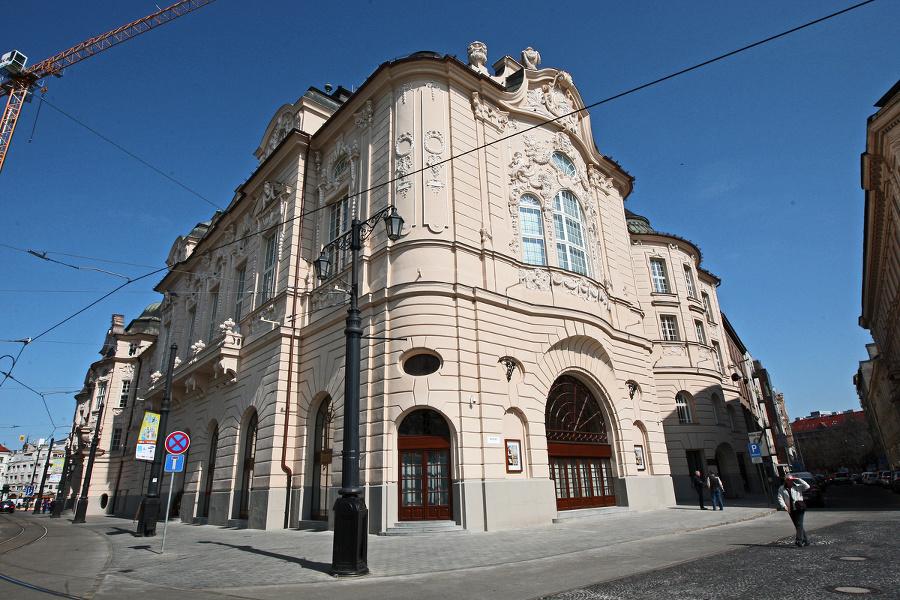 Budova Slovenskej filharmónie.