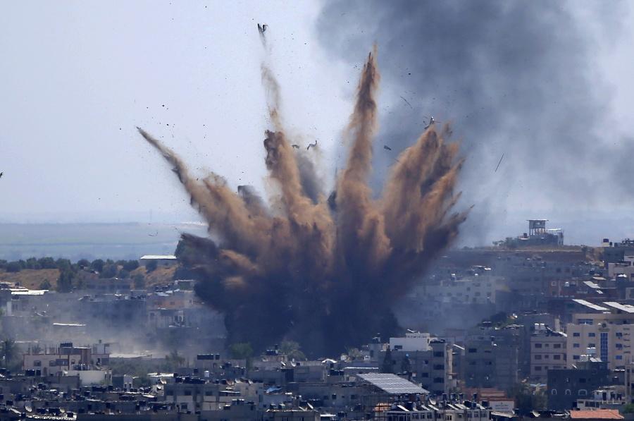 Po izraelských náletoch na