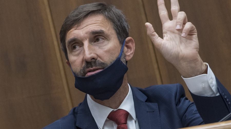 Poslanec parlamentu Juraj Blanár