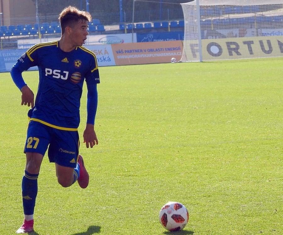 Mládežnícky reprezentant Slovenska Fares
