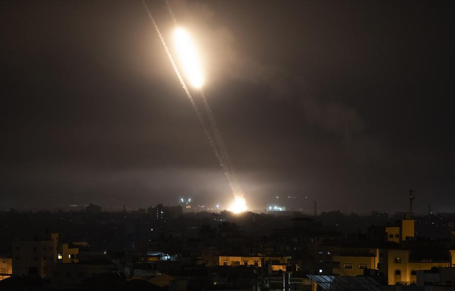 Izraelské pozemné sily útočili