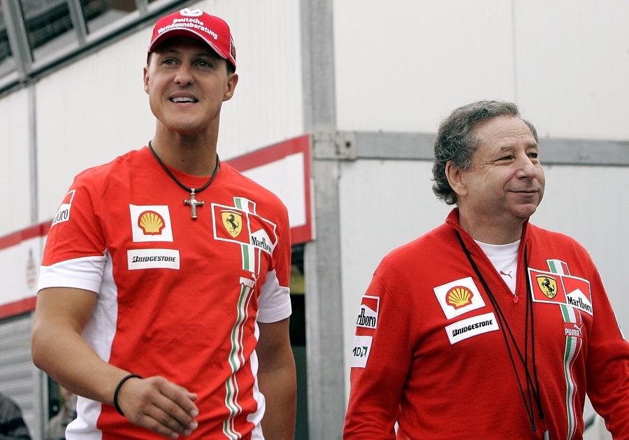 Exšéf Ferrari o Schumacherovcoch: