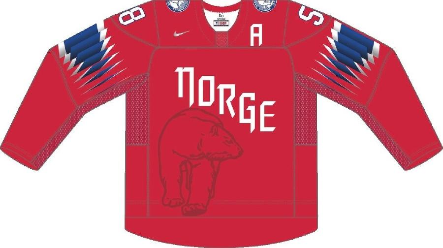 Dres Nórska.