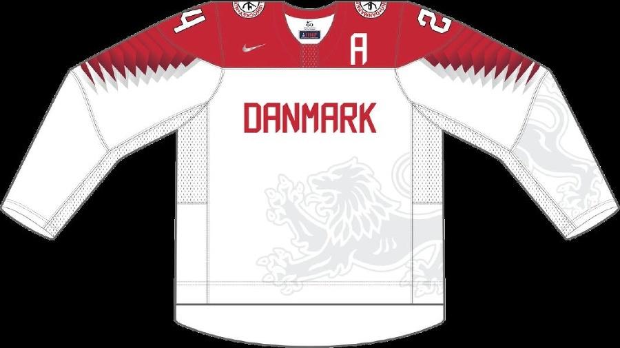 Dres Dánska.