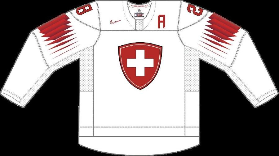 Dres Švajčiarska.