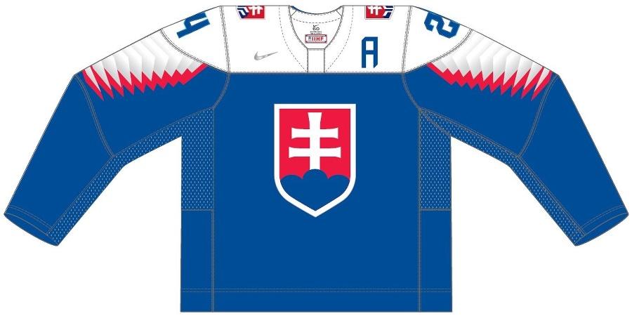 Dres Slovenska.