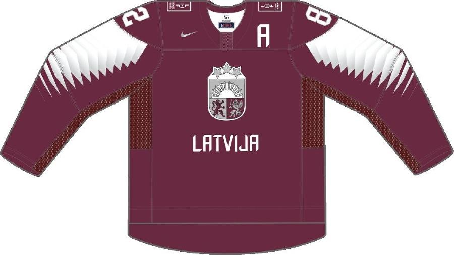 Dres Lotyšska.
