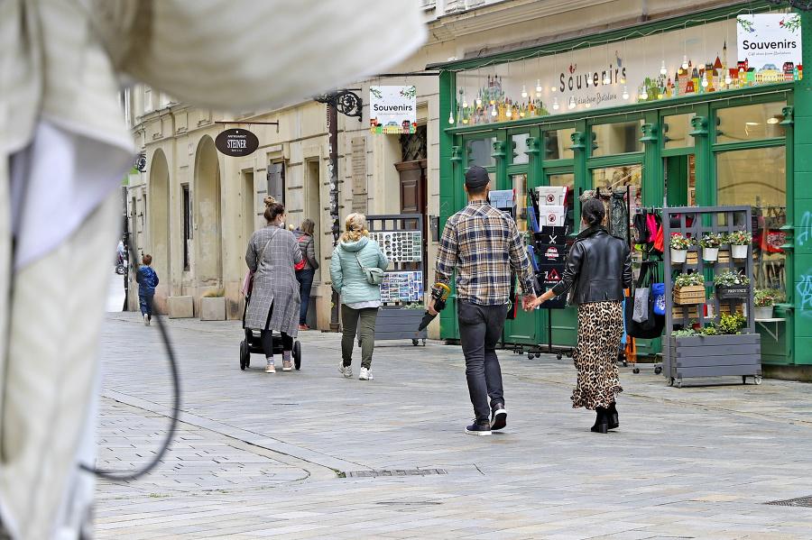 Bratislava, staré mesto 15.