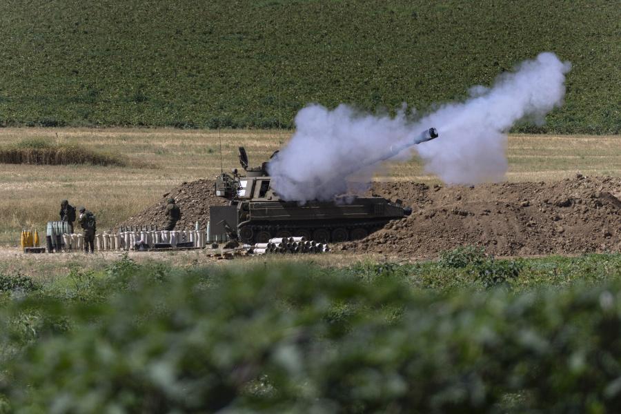 IAF hlásili aj zásah