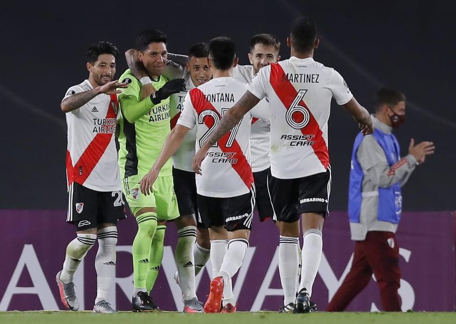River Plate dokázalo zvíťaziť