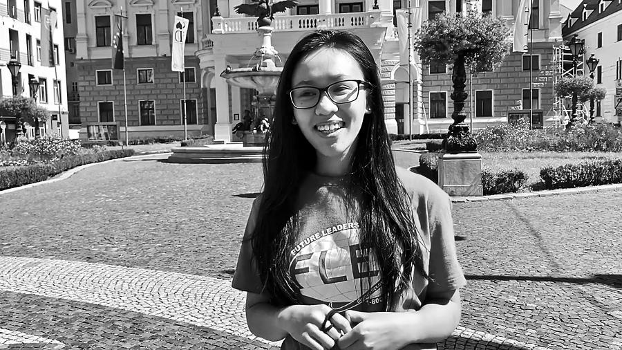 Linh († 18) bola šikovná študentka.