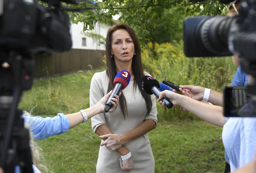Generálna riaditeľka Slovenského pozemkového