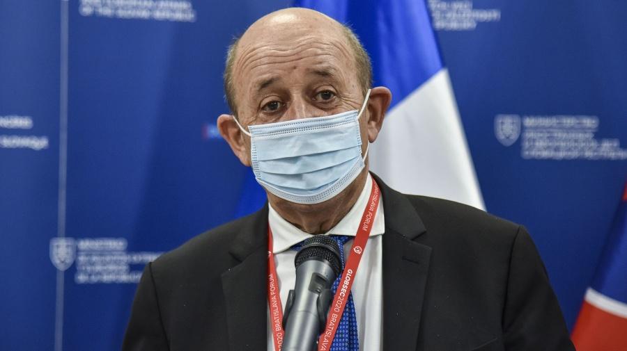 Francúzsky minister zahraničných vecí