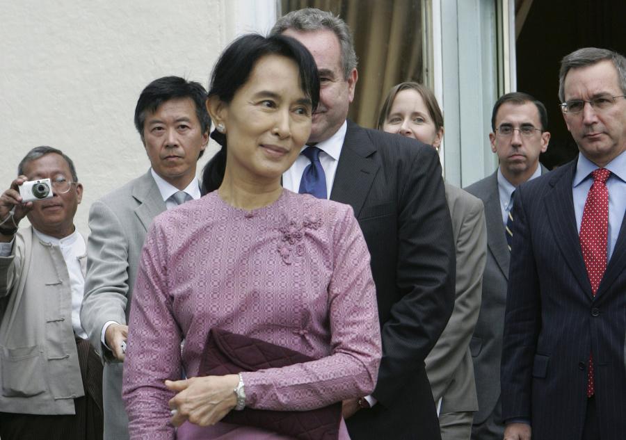 Su Ťij sa po