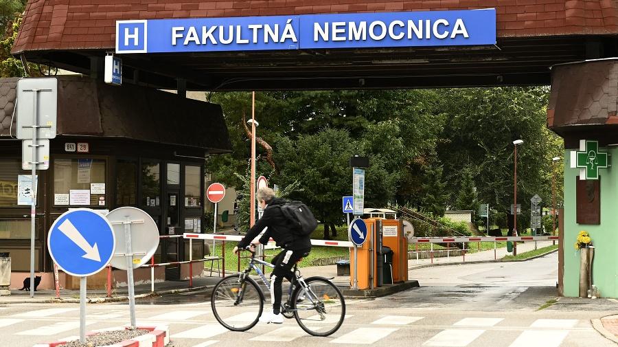 Fakultná nemocnica Trenčín.