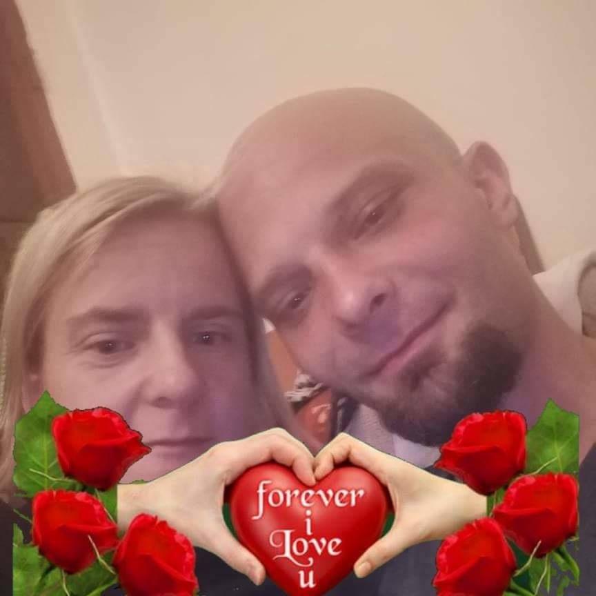 Lucie a Michal sa