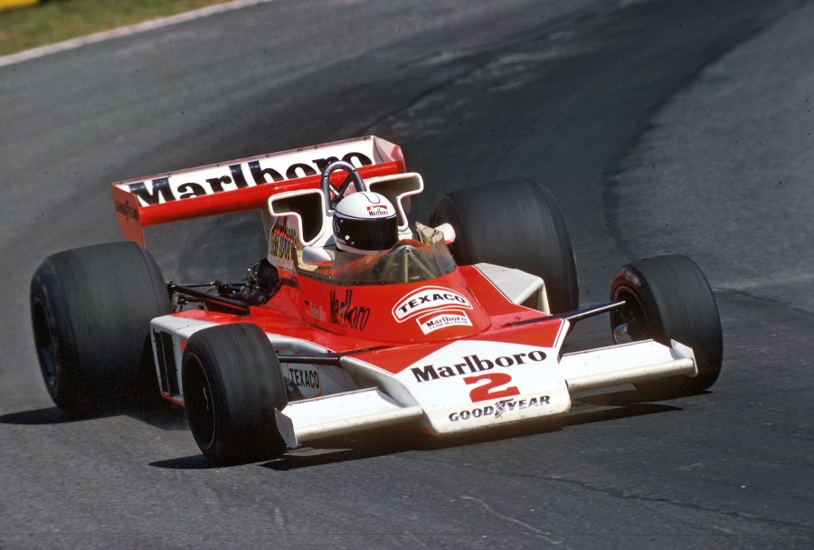 McLaren M23 z roku 1976