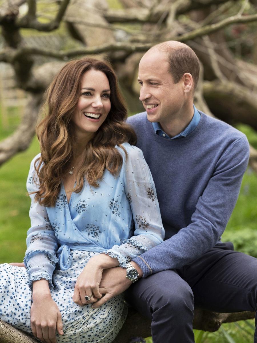Princ William a jeho