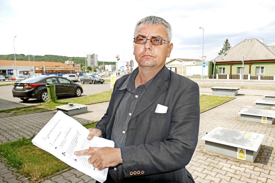 Odsúdený R. Záhumenský