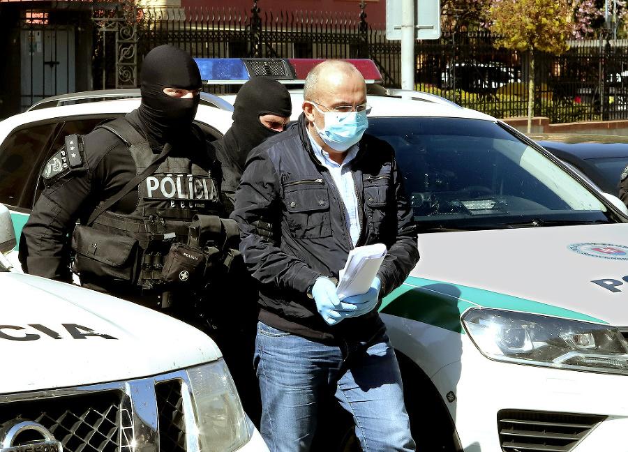 Kajetán Kičura je v kolúznej väzbe vyše roka.
