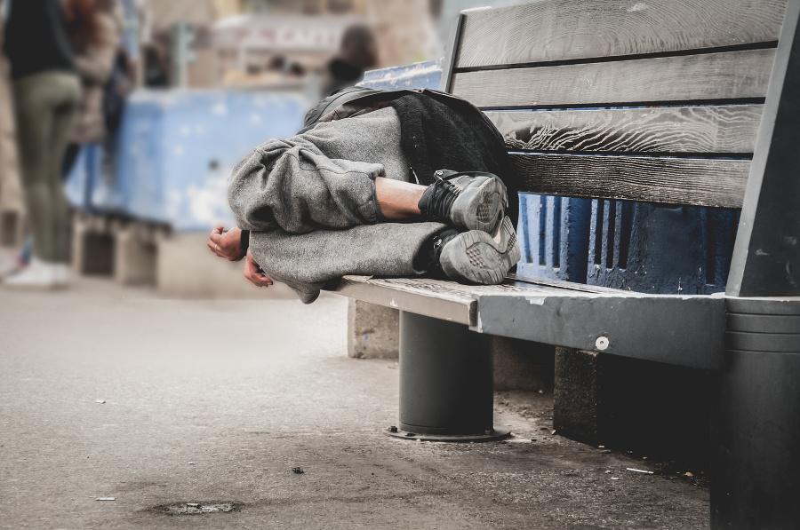 Pokuta pre muža bez domova bude zrušená (ilustračné foto).