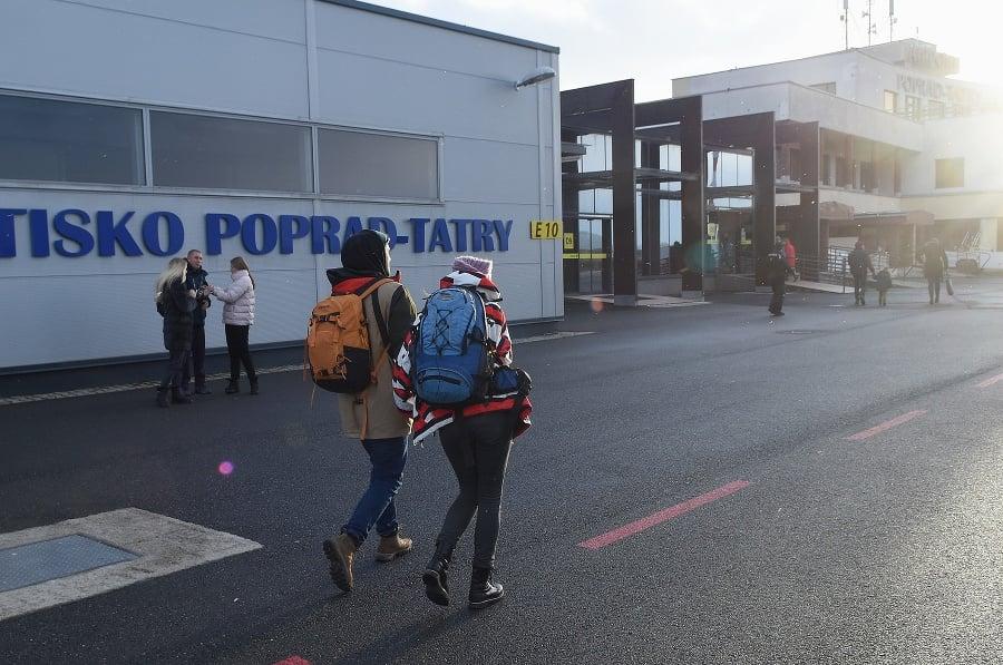 Letisko Poprad