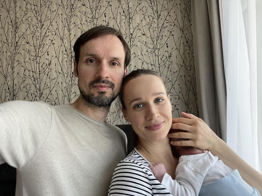 Rodinka: Manžel Marián Kavulič