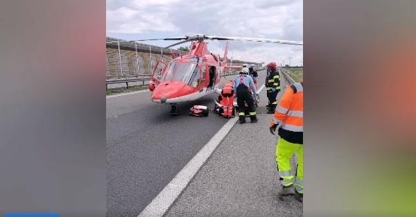 Vodič utrpel viaceré zranenia