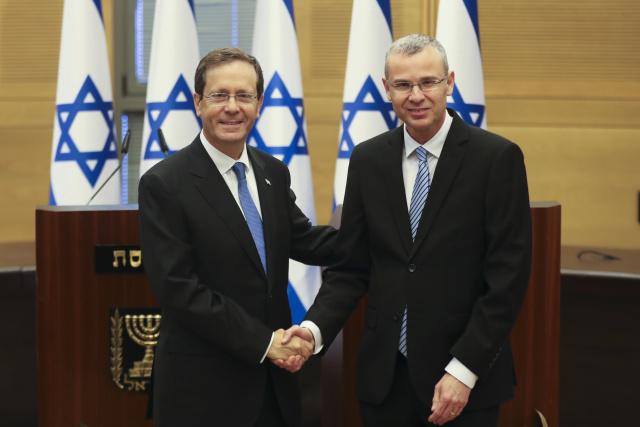 Novým prezidentom Izraela sa