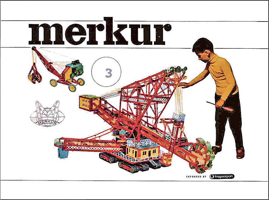Stavebnica Merkur